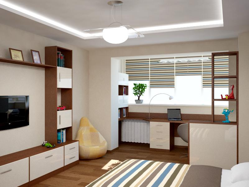 Комната для подростка мальчика фото дизайн фото