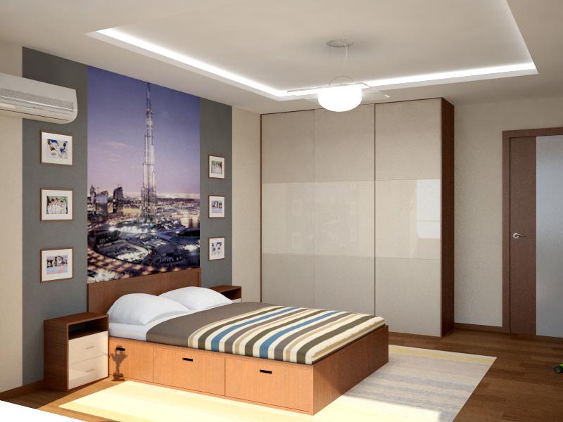 Дизайн детской комнаты портфолио